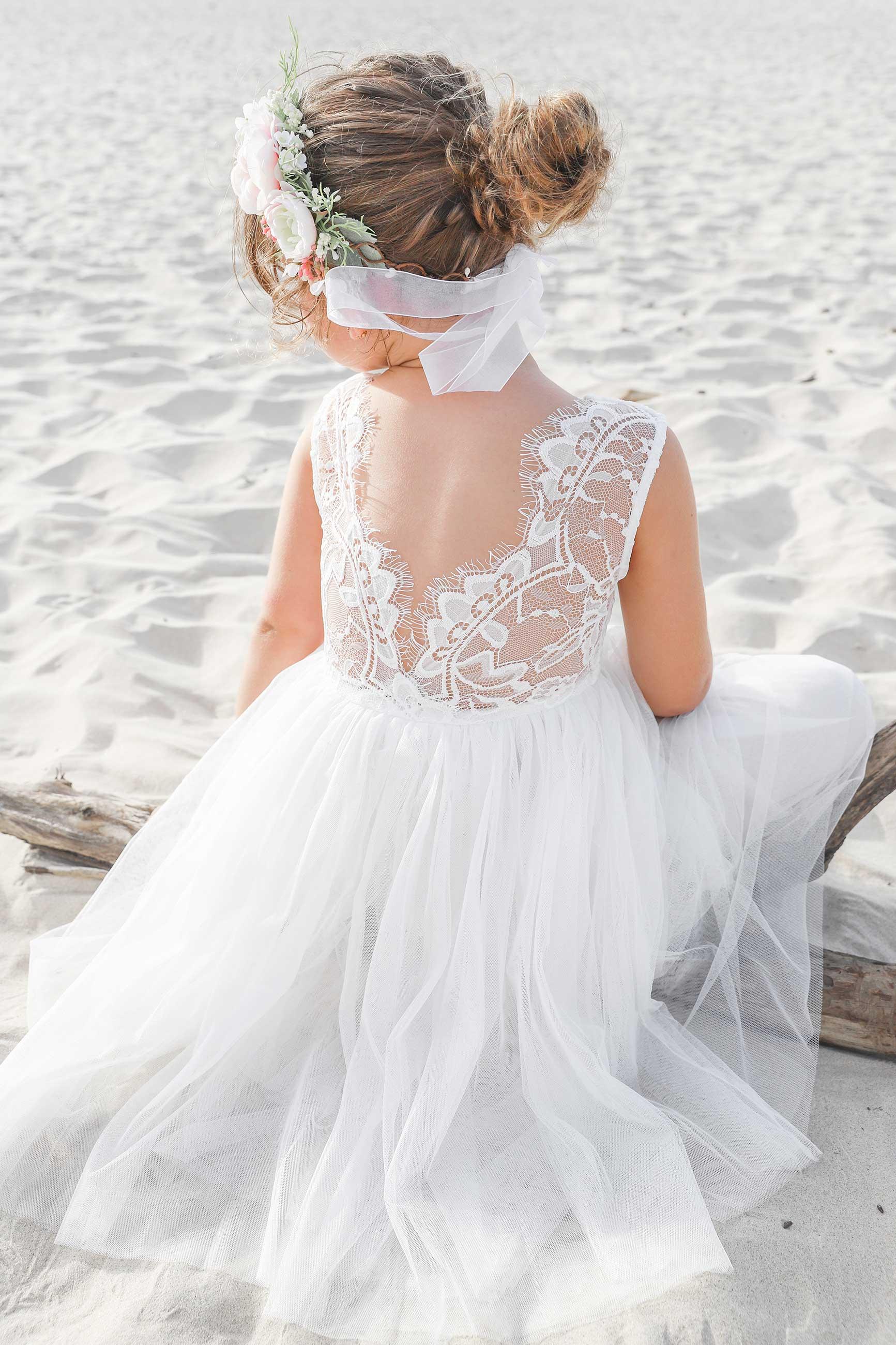 White Chloe Sleeveless Dress2