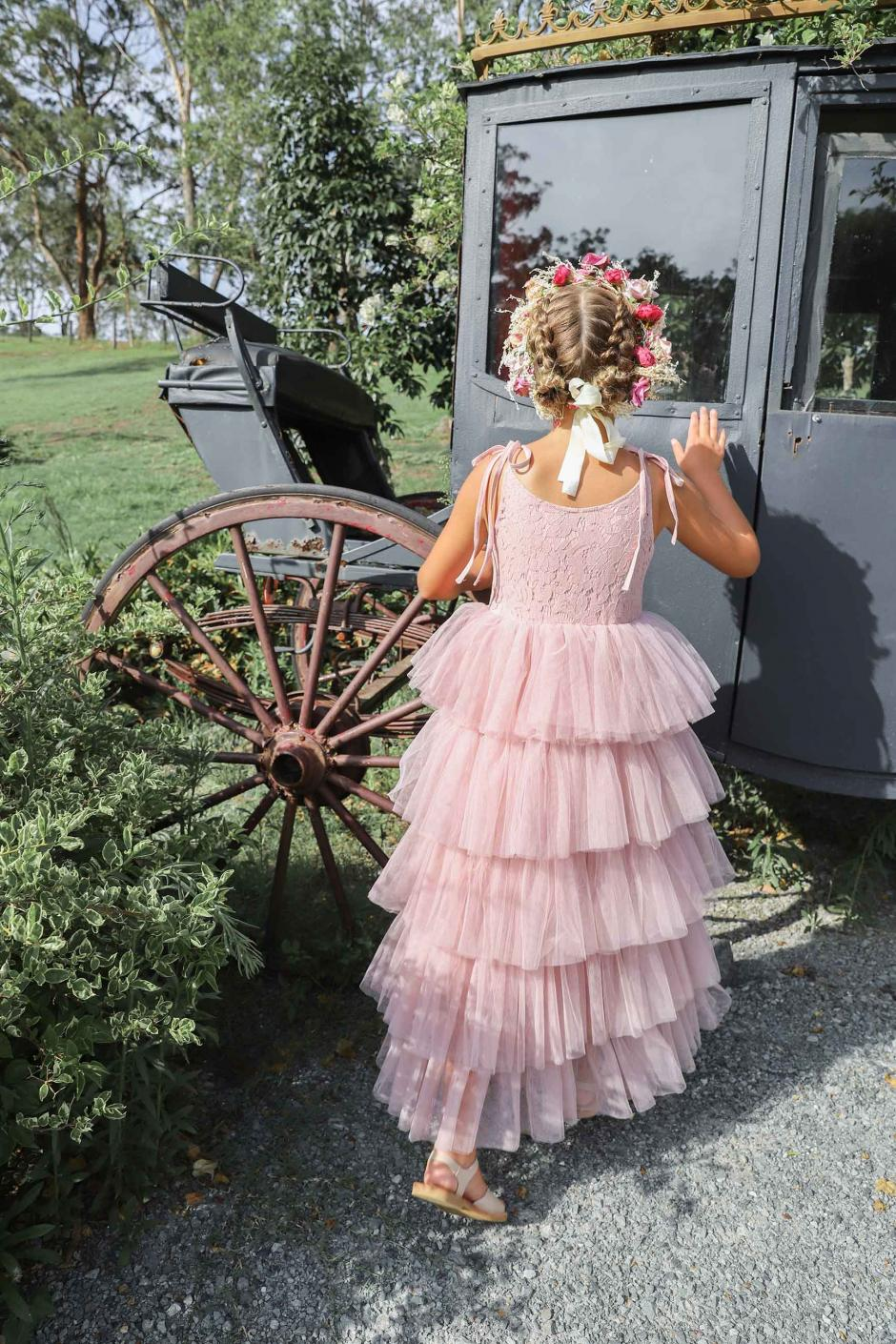 Briar Rose Mid Length Dress2