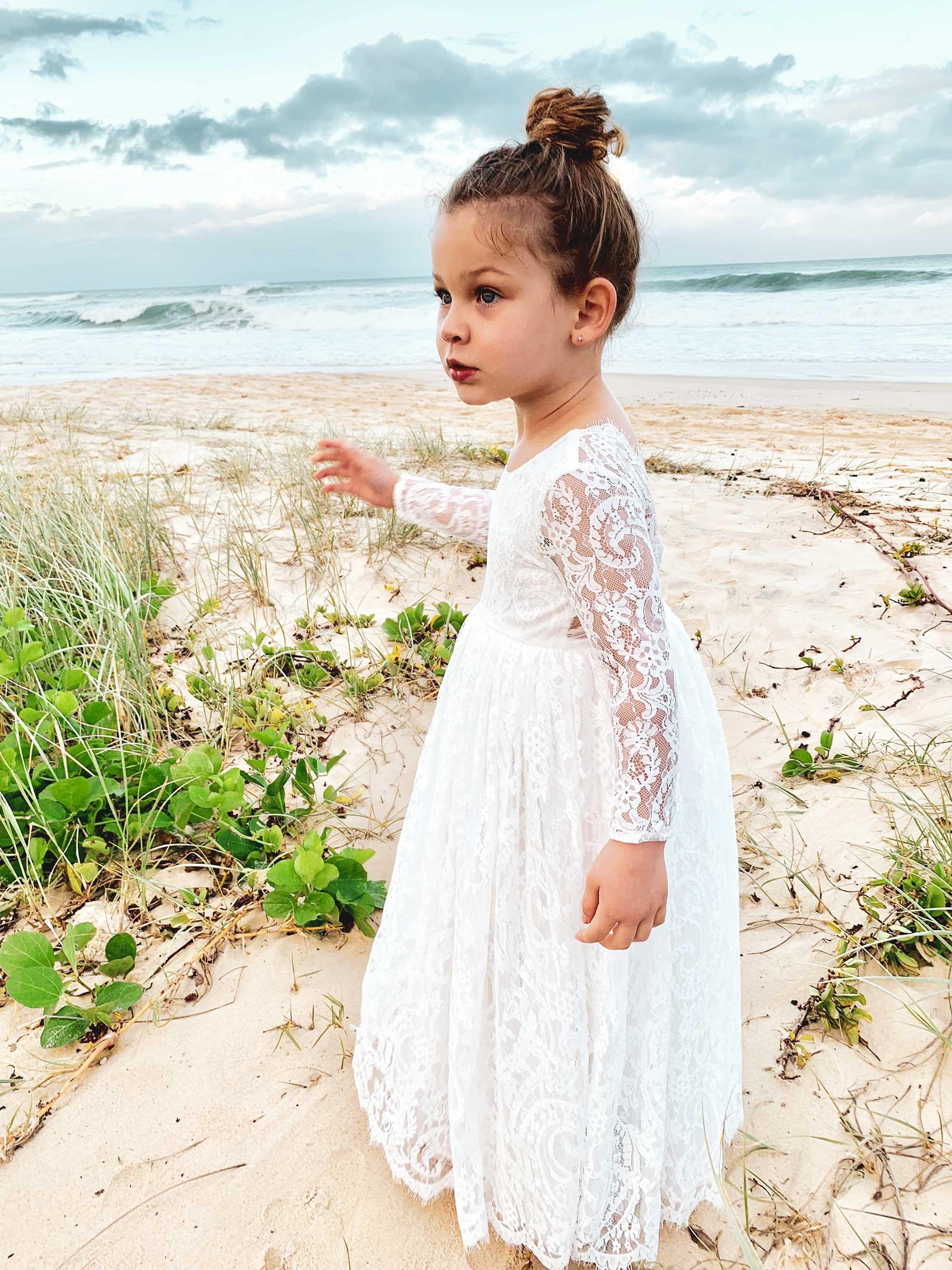 Helena Lace Dress