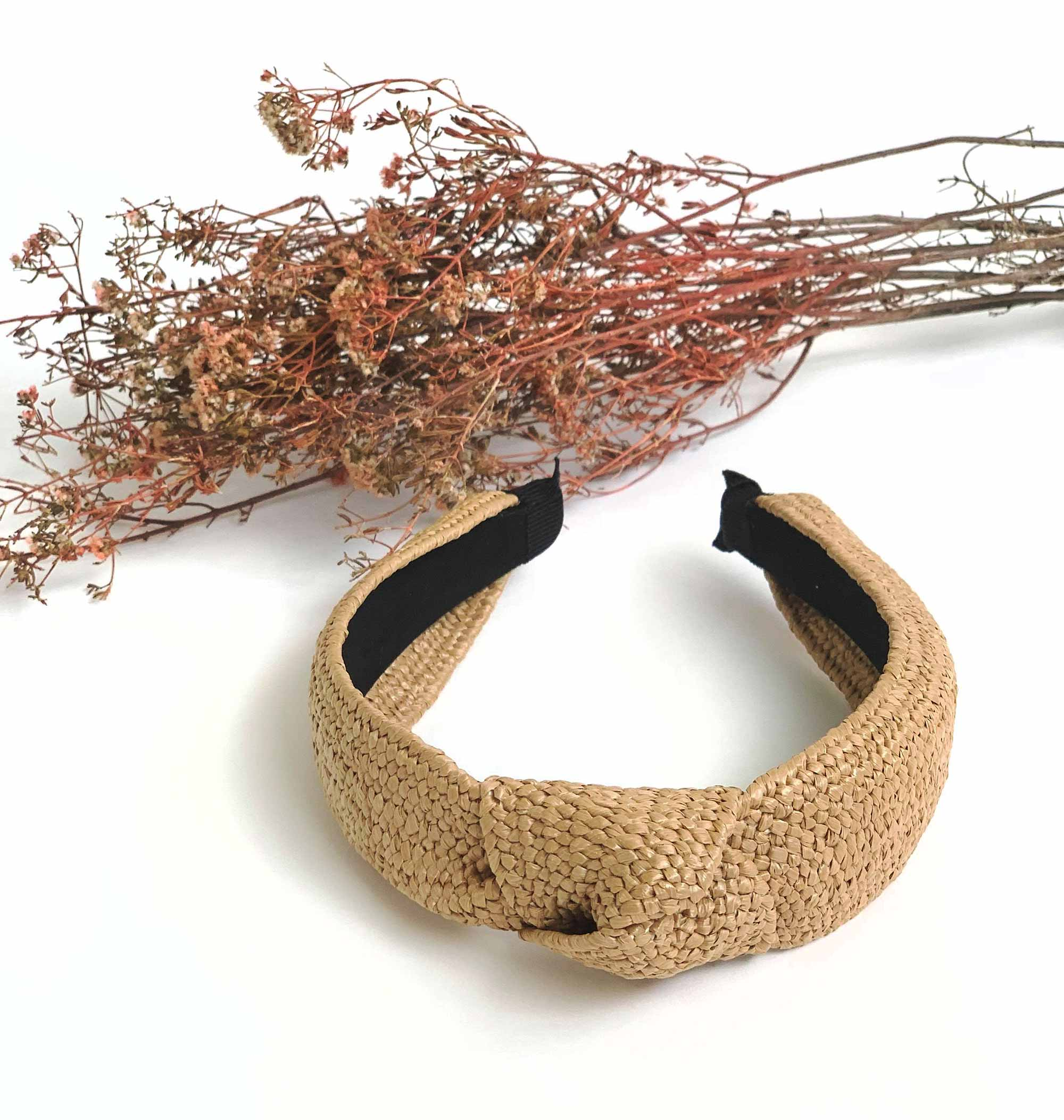 Cadence Woven Knot Headband3