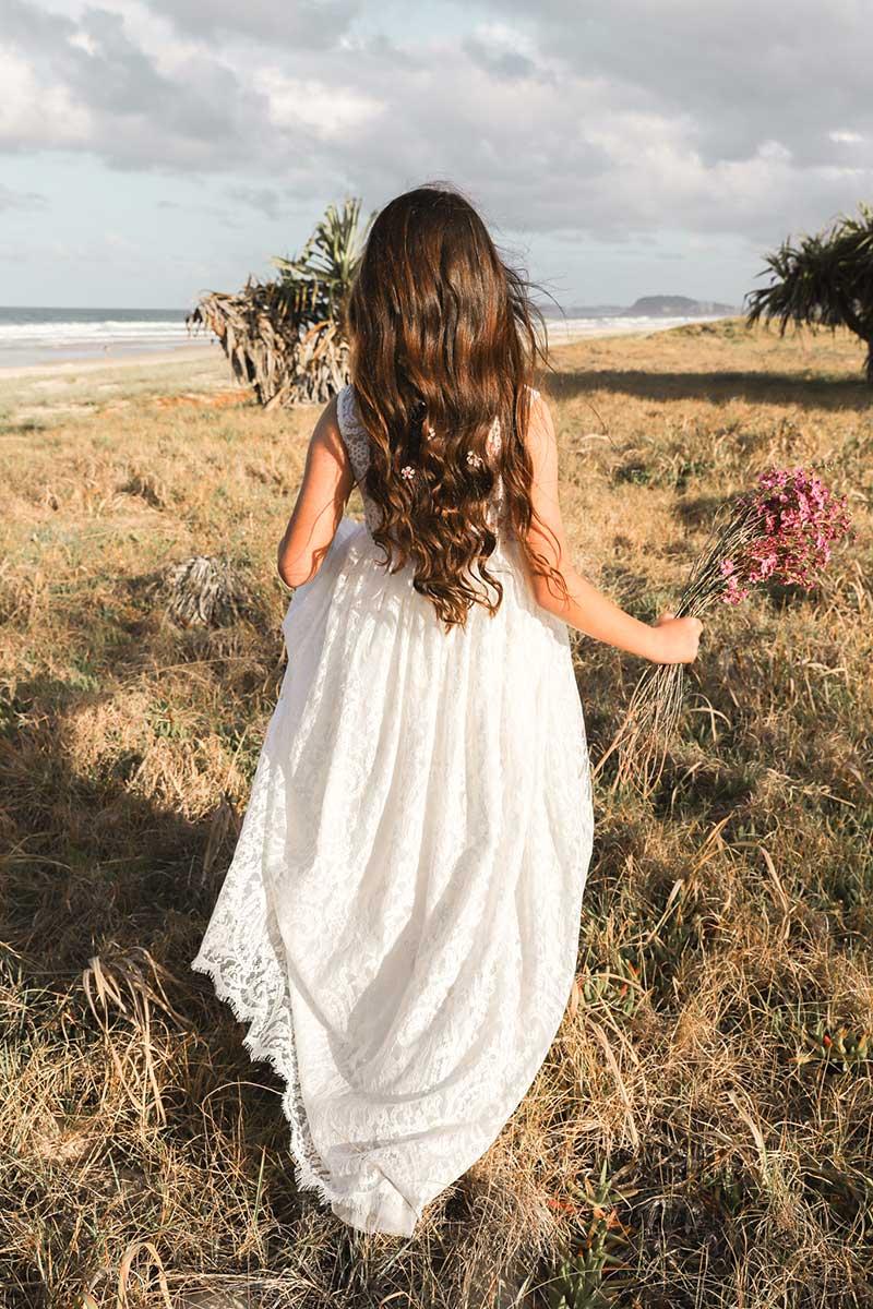 Blog White Charlotte Dress