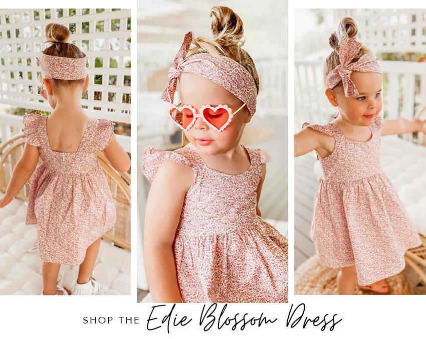 Edie Blossom Dress Triple Final