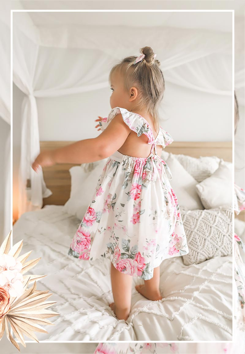 Rosa Dress Blog