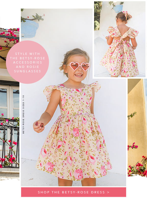 Betsy Rose Dress Blog