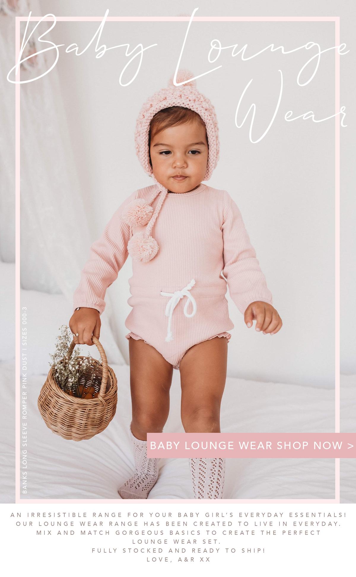 Baby Lounge Wear