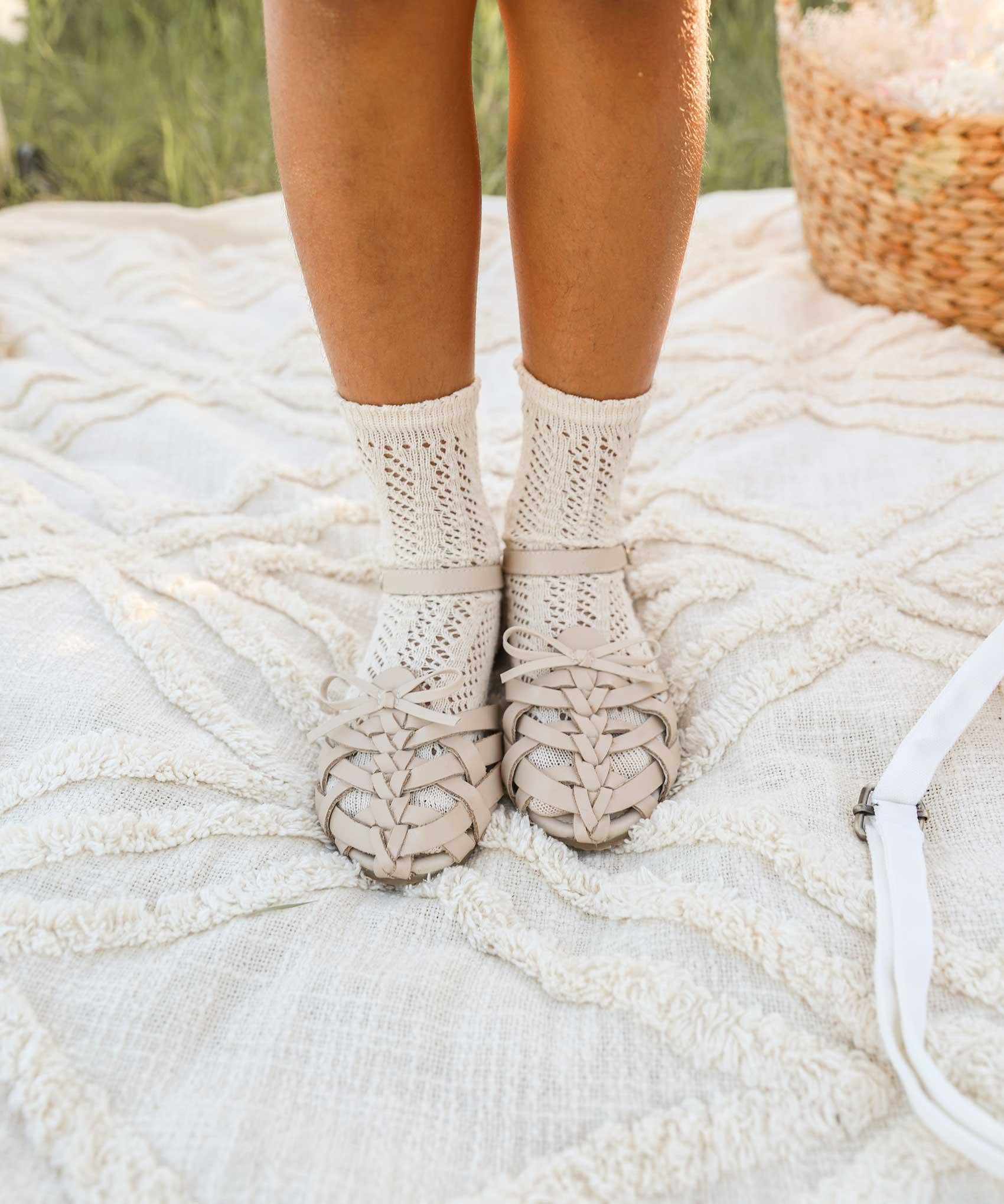 Effie Bone Socks