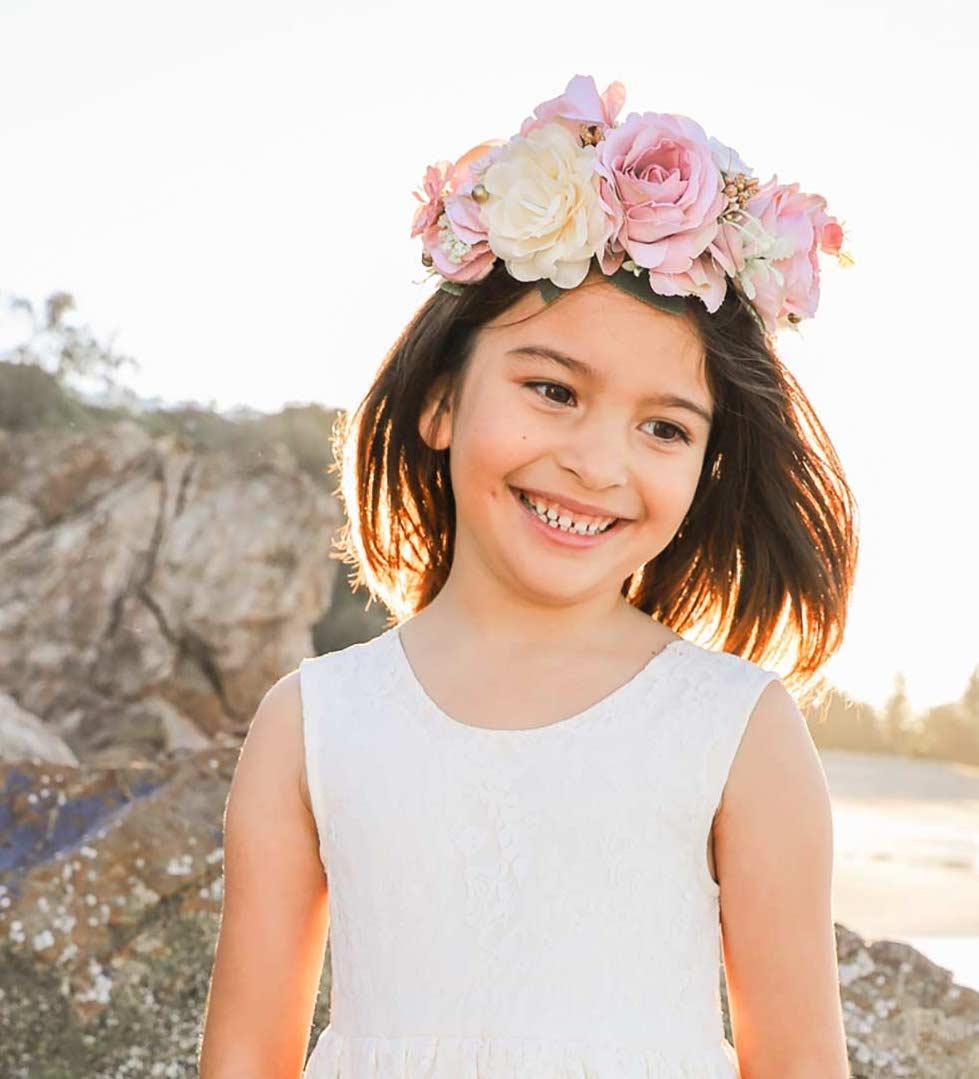 Elliana Flower Crown