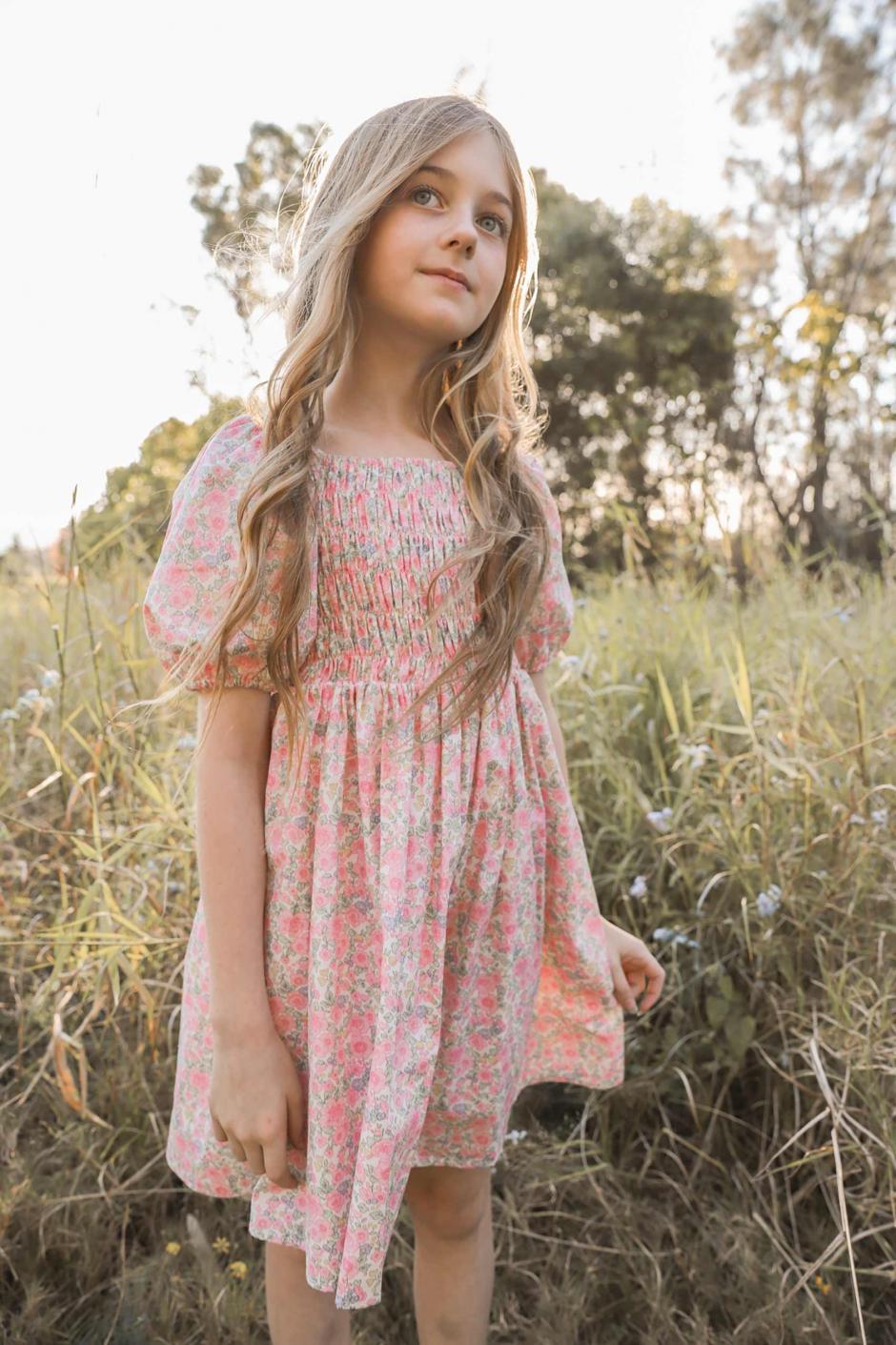 Ella Rose Dress