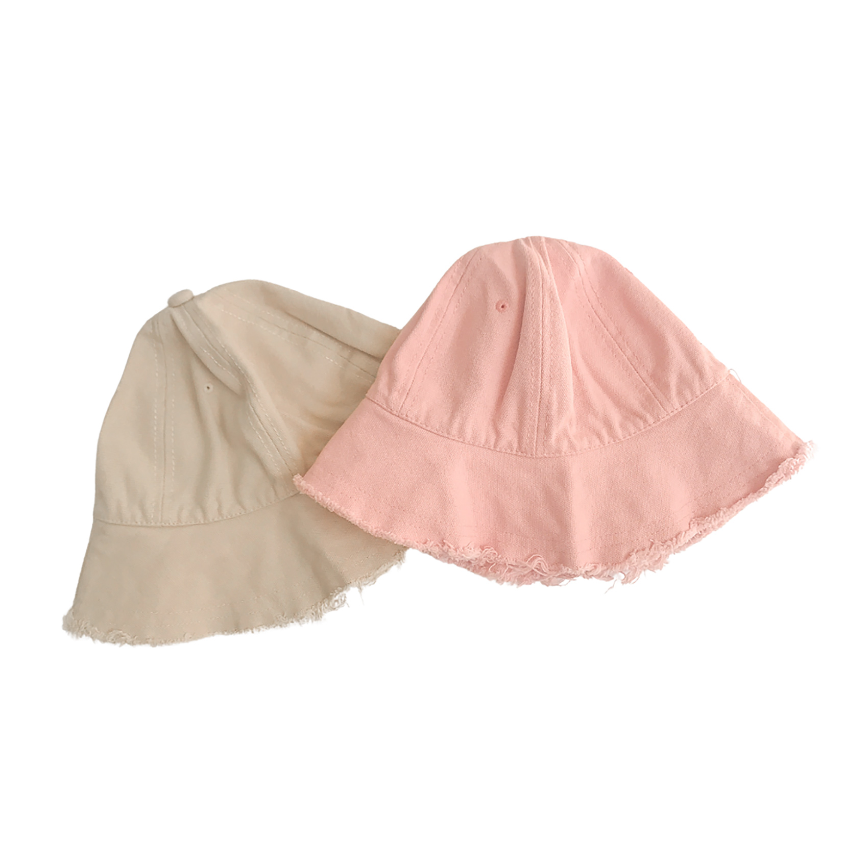 Sonny Canvas Hats Sand Pink Sundae