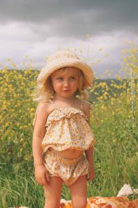 Baby Marigold Two Piece Set