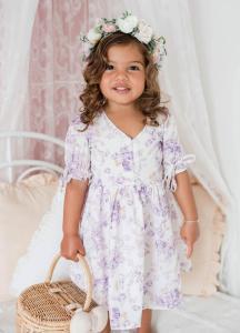 Faye Meadow Dress