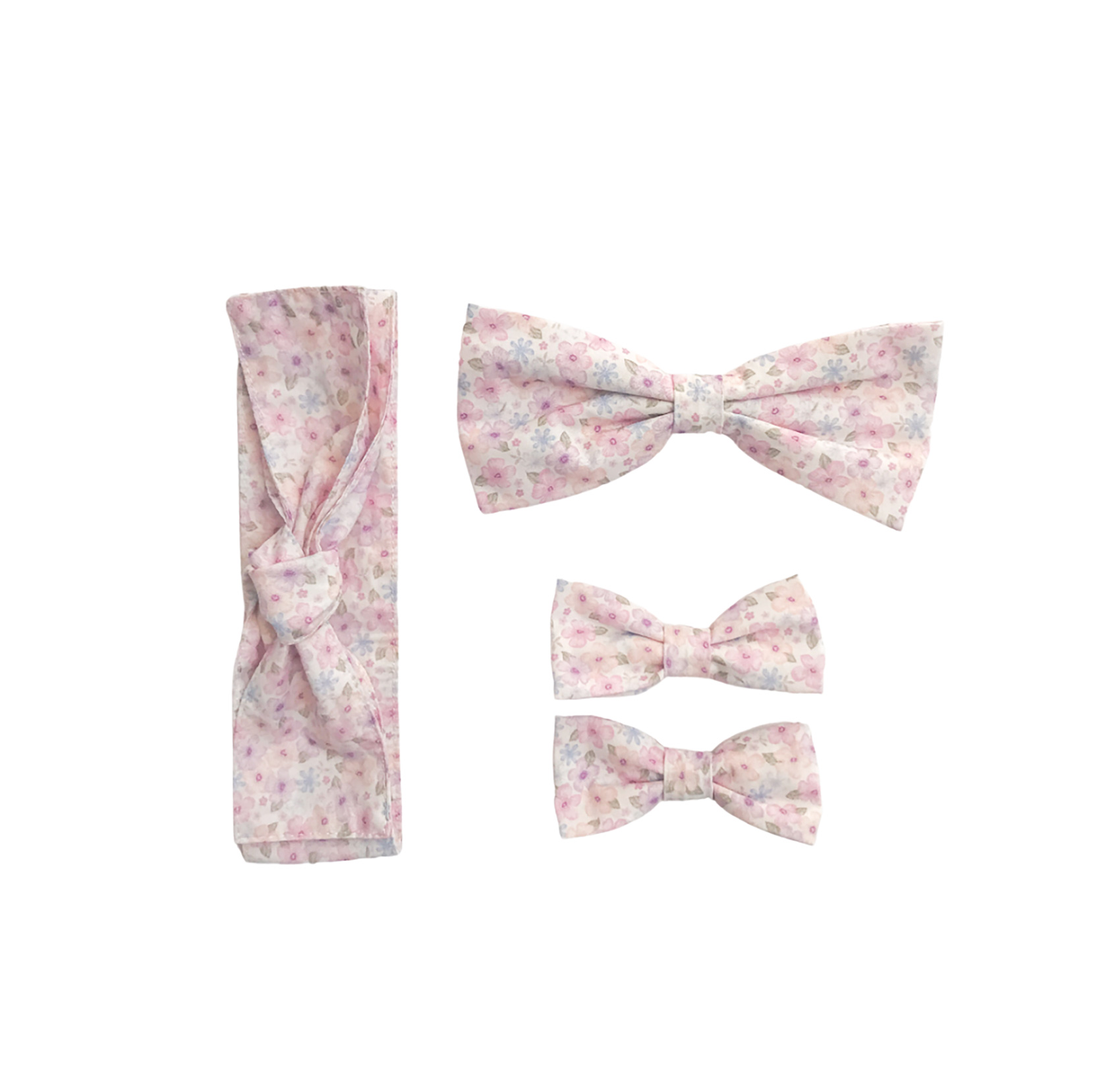 Lillybelle Floral Accessories