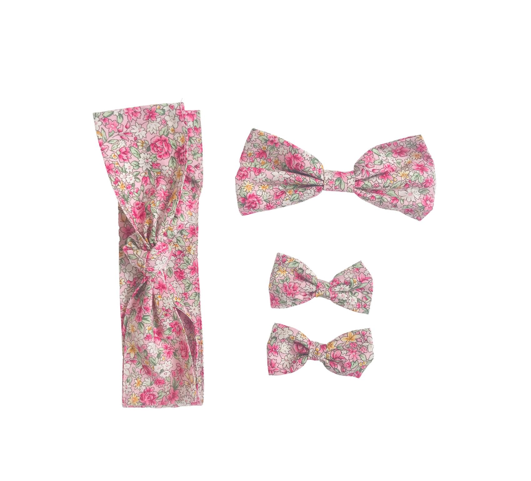 Rosalie Floral Accessories