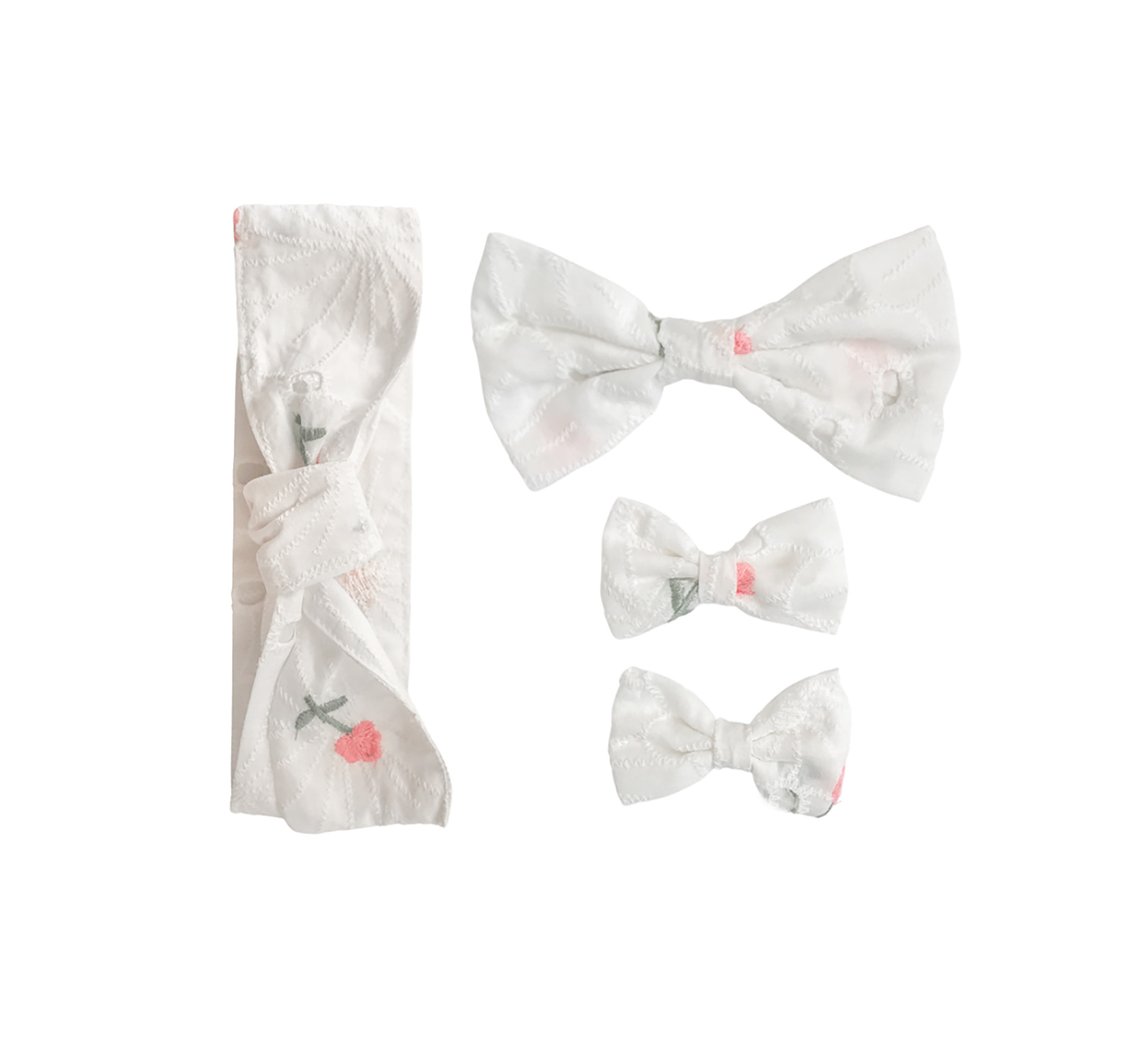 Tinkerbell Broderie Anglaise Accessories